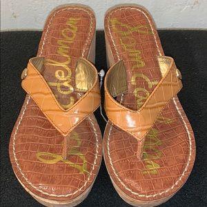 Beautiful Sam Edelman Wedge Sandals!